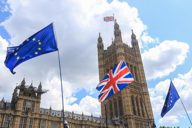 """Brexit: """"pas de temps à perdre"""" à moins d'un mois du grand saut"""