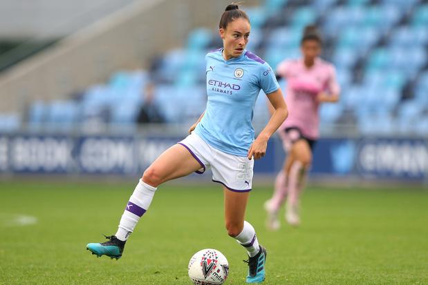Tessa Wullaert verlaat Manchester City