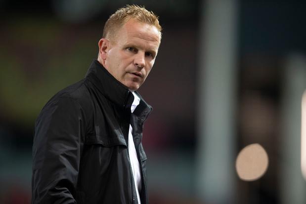 "Wouter Vrancken: ""Il serait malvenu de rêver du top 6"""