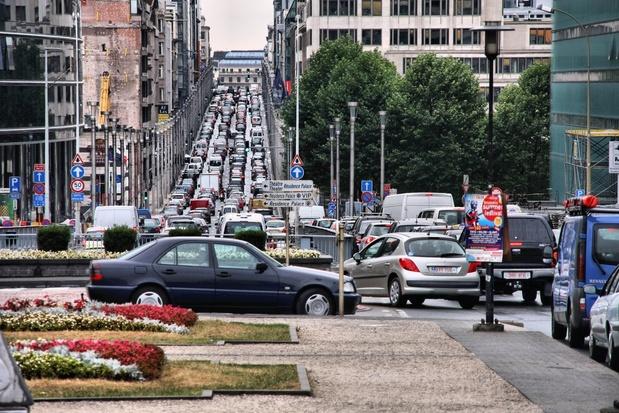 Brussel krijgt 'stadstol': wie binnenrijdt, moet betalen