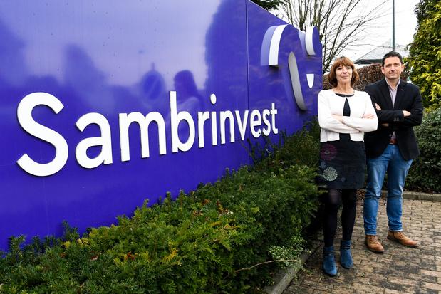 66 millions d'euros d'interventions, un record pour Sambrinvest