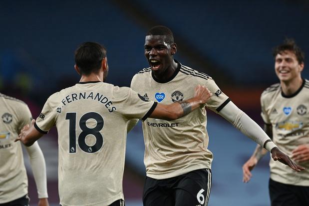 Manchester United fonce vers la Ligue des Champions