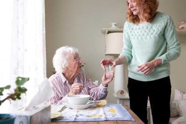 Les aidants proches davantage confrontés à des problèmes de santé