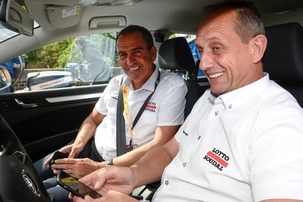 Sergeant en Frison verlaten Lotto Soudal op het einde van het seizoen