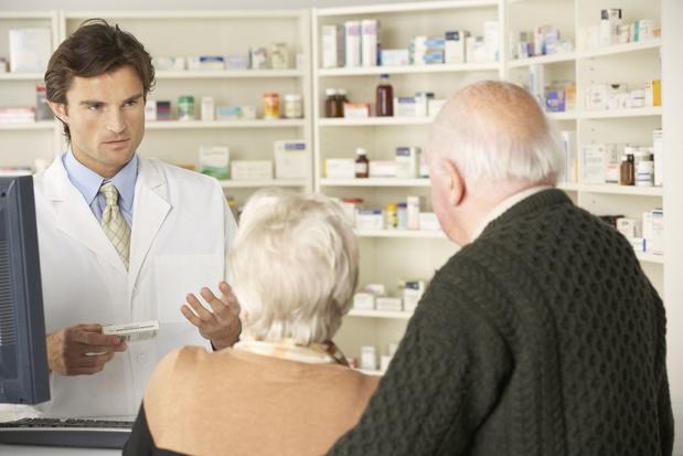Qui fait appel au pharmacien de référence ?