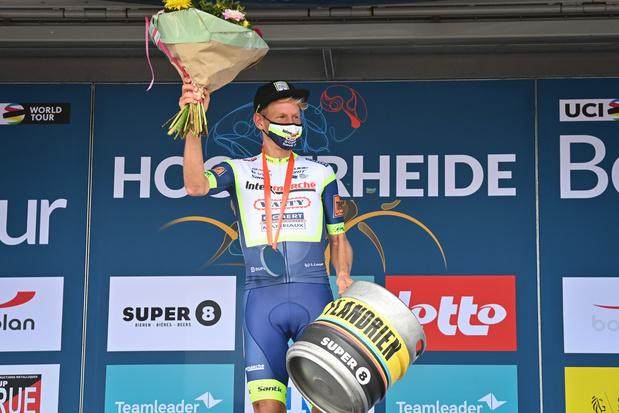 Victoire du baroudeur van der Hoorn au Tour du Bénélux, Bissegger reste leader