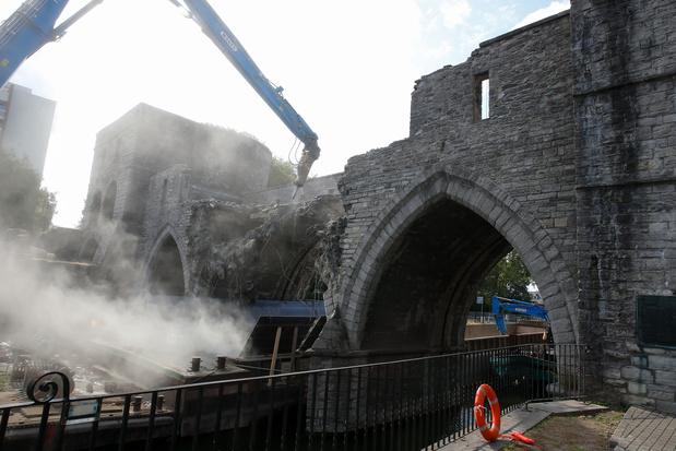 Le nouveau Pont des Trous à Tournai est attendu pour 2021