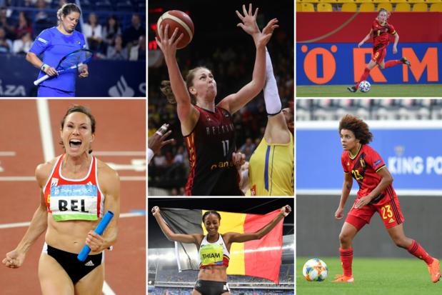 SONDAGE: qui sont les sportives belges les plus influentes?