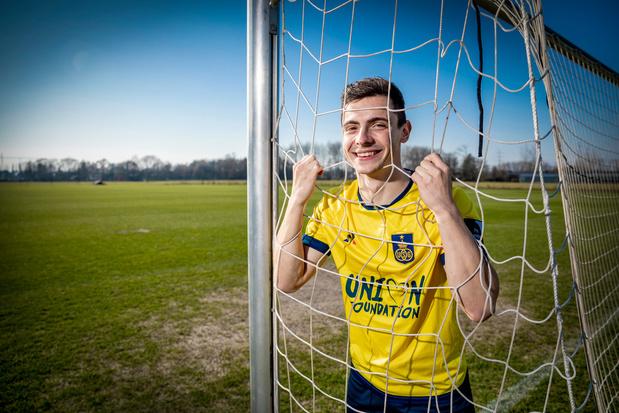 Dante Vanzeir (Union): 'De wil om alles kapot te spelen, maakte het verschil'