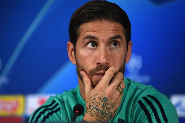 Sergio Ramos reconnaît avoir payé une amende au fisc espagnol