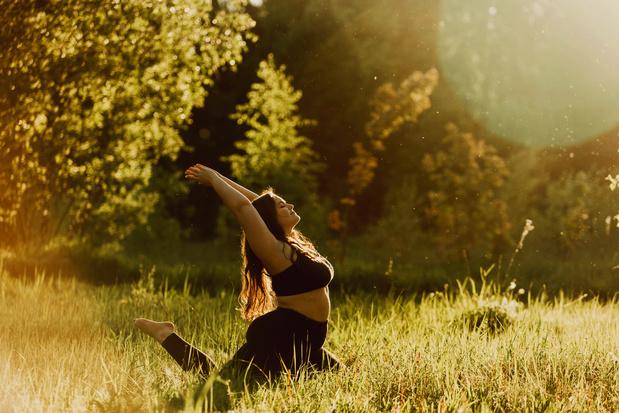 Yoga helpt angsten te verminderen