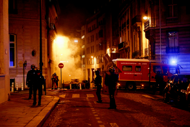 Rellen in Parijs na nederlaag PSG in Champions League-finale