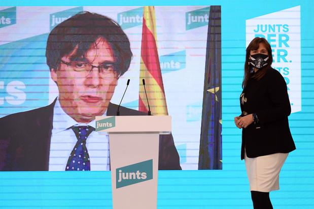 Catalogne: la victoire indépendantiste, le soutien flamand et le rappeur arrêté (analyse)