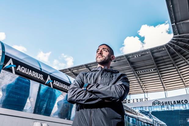 Tarik Tissoudali (KAA Gent): 'Op een pleintje zal Noa Lang nooit van mij winnen'