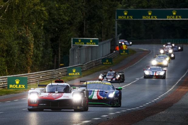 Quatrièmes 24 Heures du Mans consécutives pour Toyota qui s'offre même le doublé en 2021