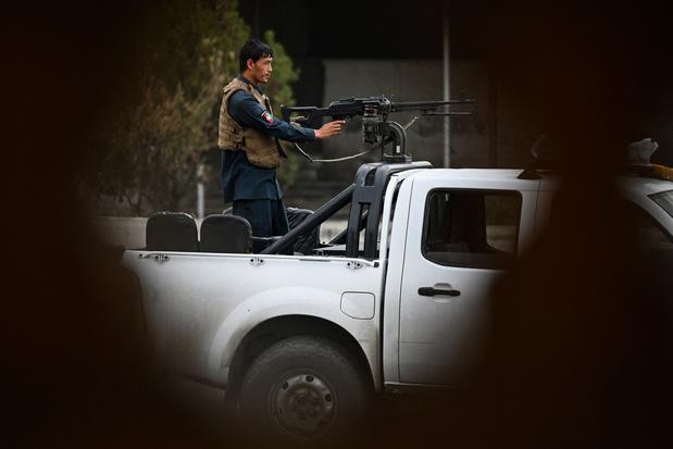 Explosions de roquettes près du palais présidentiel à Kaboul