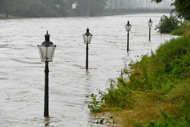 Nog 2900 gezinnen zonder stroom in Luik