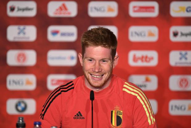 "Kevin De Bruyne: ""Eden Hazard est au top"""