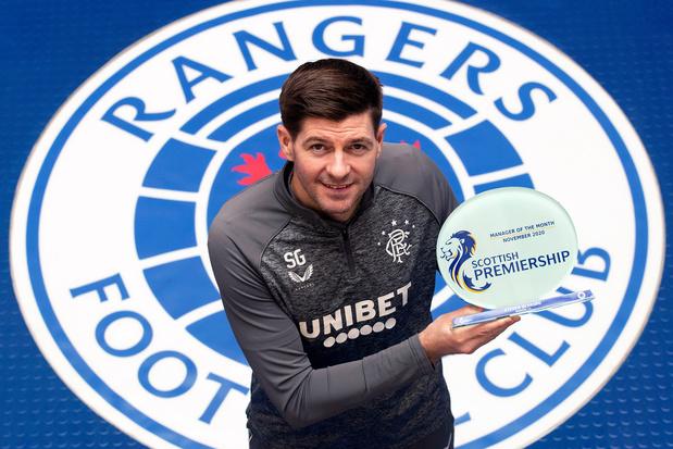 La résurrection des Rangers de Steven Gerrard