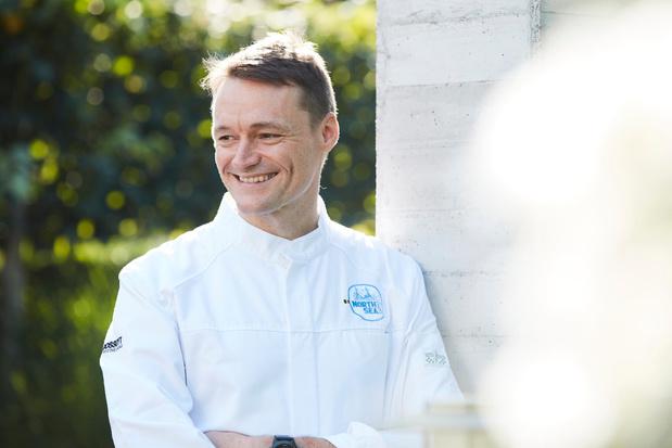 Tweesterrenchef Filip Claeys nu ambassadeur van Ixina: nieuw intiem kookatelier op komst
