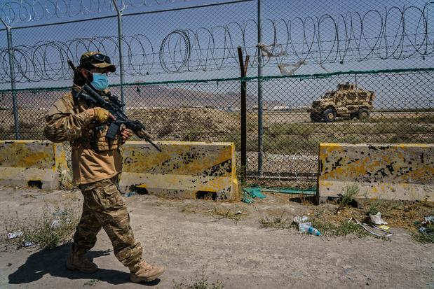 Afghanistan: deux Belges blessés à Kaboul