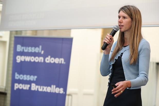 Els Ampe candidate à la présidence de l'Open Vld