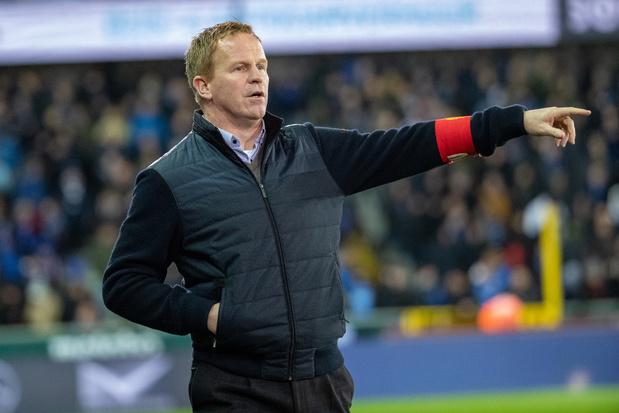 KV Mechelen-trainer Vrancken: 'Grote correcties aan mijn kern hoeven niet'