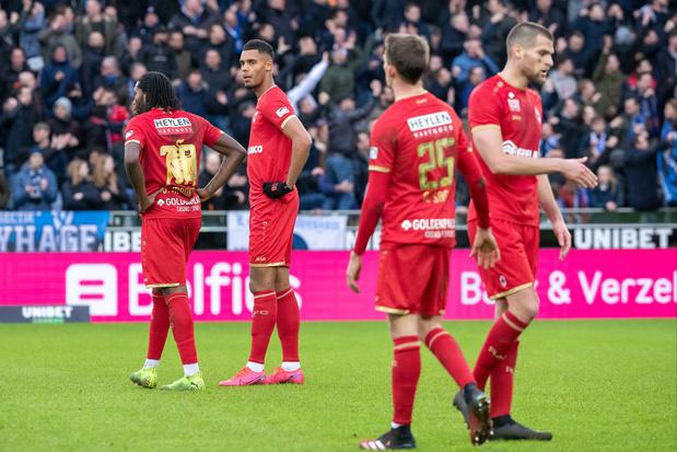 'Jammer dat Antwerp niet meer wil voetballen'