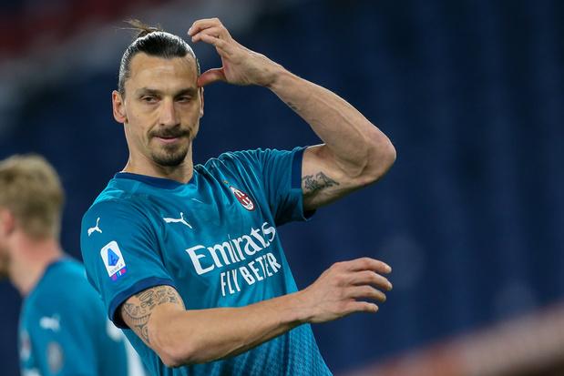 Hoe Zlatan na vijf jaar terugkeert bij de Zweedse nationale ploeg