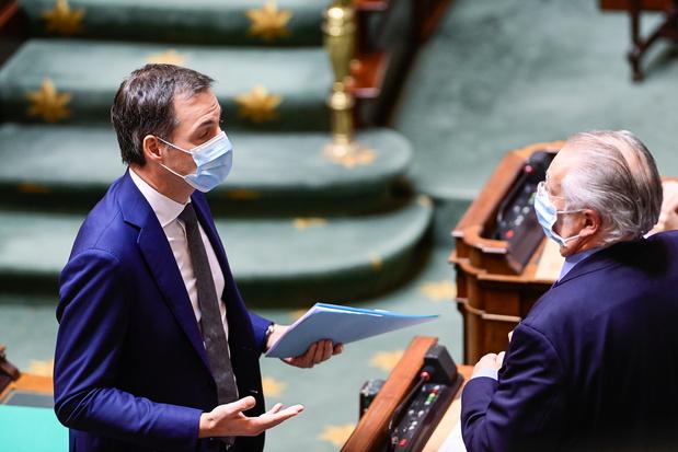 Zaak-Haouach: Flahaut (PS) vraagt bijeenkomst parlementaire begeleidingscommissie Comités I en P