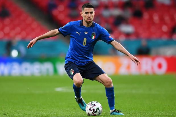 Jorginho: de zwakke schakel bij Italië