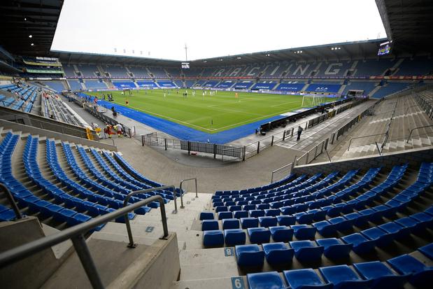 Nouveau nom pour le stade de Genk qui sera le premier en Belgique disposant de 5G