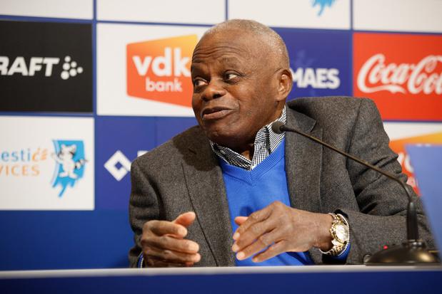 Léon Mokuna, de eerste Afrikaanse speler in de Belgische eersteklasse, overleden op 91-jarige leeftijd
