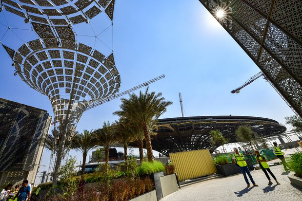Malgré le report, Dubaï se prépare à l'Expo universelle dans une course contre-la-montre