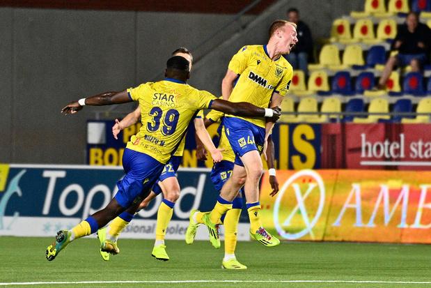 AA Gent verliest bij Sint-Truiden: 2-1