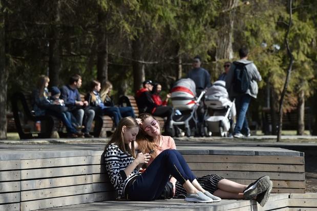 La Russie se métamorphose en petit coin de paradis grâce à un projet de rénovation urbaine