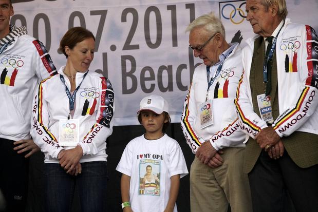 Décès de l'ancien hockeyeur et quadruple olympien Roger Goossens
