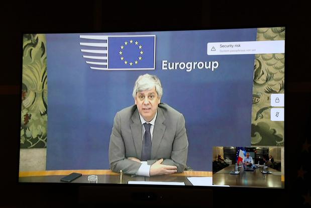 Accord à l'arrachée des 27 ministres européens des Finances pour relancer l'économie face au coronavirus