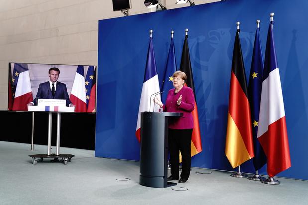 Merkel et Macron pressent l'UE de se préparer à une prochaine pandémie