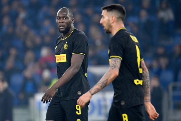 L'Inter et Lukaku battus à la Lazio dans le choc de la Serie A