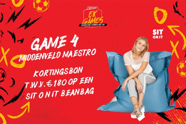 EK Games: Middenveld Maestro