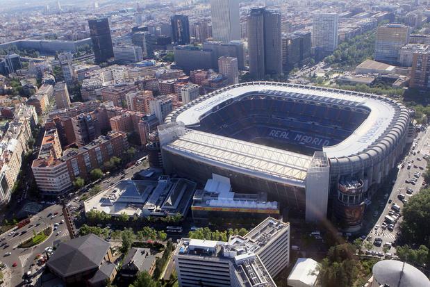 Le Real Madrid ne jouera plus à Santiago Bernabeu cette saison