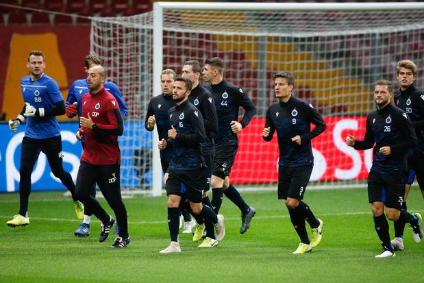 Le 'match de l'année' pour Bruges à Galatasaray