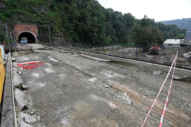 Elektriciteitsnet in Wallonië opnieuw 'volledig operationeel' na overstromingen in juli