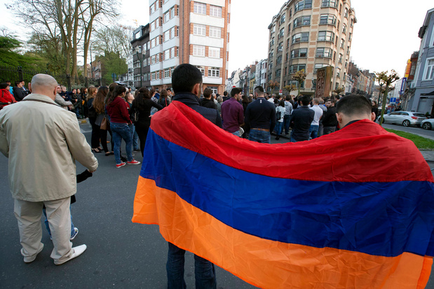 Syrië erkent volkerenmoord op Armeniërs