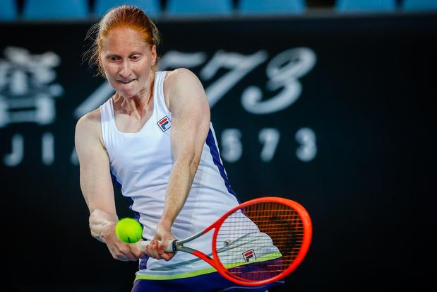 Australian Open: Van Uytvanck volgt Mertens naar tweede ronde