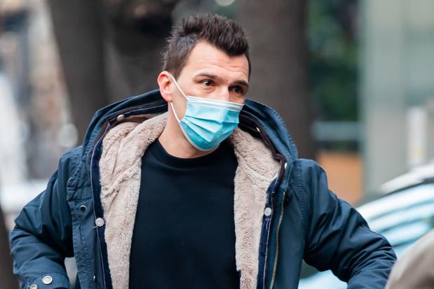 Nieuwe (oude) spits voor AC Milan: 34-jarige Mandzukic komt transfervrij over