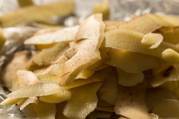Mydibel va recycler des épluchures pour réduire son empreinte carbone