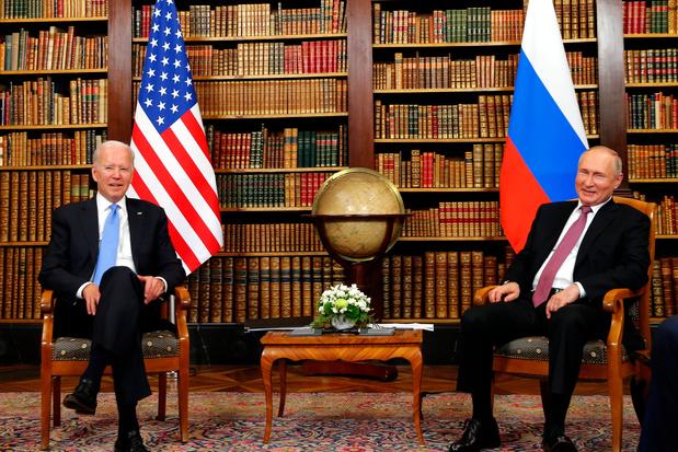 VS en Rusland houden discreet topoverleg in Genève