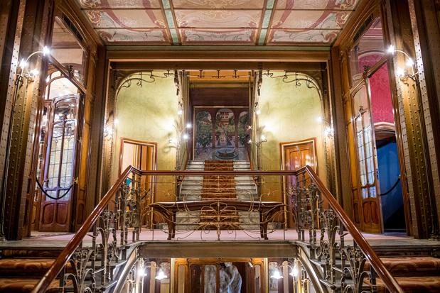 Solvayhuis van Victor Horta wordt museum